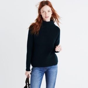 Madewell Southfield Mockneck Sweater
